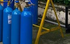 Cần Thơ: Xe chở oxy y tế đã được giải quyết ưu tiên