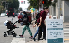 CDC: Ca nhiễm 'đột phá' tăng tại Mỹ
