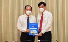 Bổ nhiệm ông Tăng Chí Thượng làm giám đốc Sở Y tế TP.HCM