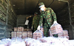 Quân khu 5 lên kế hoạch mở lò mổ, chuyển hàng hóa giúp dân Đà Nẵng chống dịch