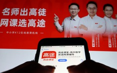 Trung Quốc cấm dạy thêm, các công ty gia sư mất phương hướng