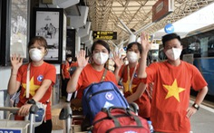 Hơn 670 giảng viên và sinh viên bay vào hỗ trợ TP.HCM chống dịch