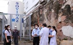 Trang bị thêm hệ thống cấp oxy cho Bệnh viện Bệnh nhiệt đới TP.HCM