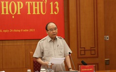 Chủ tịch nước Nguyễn Xuân Phúc: Phiên tòa xét xử trực tuyến là tất yếu