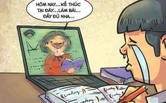 Cu Tí học online