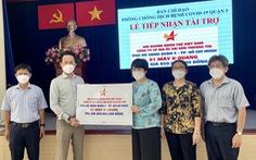 Tặng máy X-Quang di động đến UBND quận 5