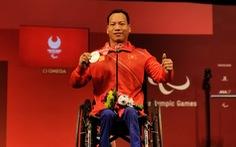 Paralympic Tokyo 2020: Chiếc huy chương bạc quý giá của Lê Văn Công