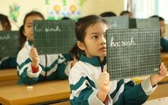 Làm cách nào nếu không đủ điều kiện dạy trực tuyến cho học sinh lớp 1, lớp 2?