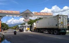 Khánh Hòa cấm tùy tiện lập chốt kiểm soát dịch, xe chở hàng đủ giấy tờ phải được qua chốt ngay
