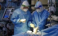 Hơn 1 tháng hoạt động, Trung tâm hồi sức Bệnh viện 175 thực hiện thành công 7 ca ECMO