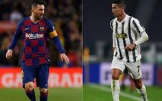 Chờ Messi đấu Ronaldo từ vòng bảng Champions League?