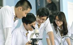 Năm học mới: Dạy lý thuyết trực tuyến, dành thời gian trực tiếp dạy thực hành, thí nghiệm