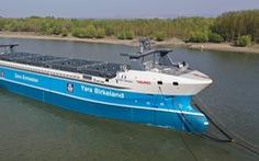 Na Uy dự kiến thử nghiệm tàu chở hàng không thủy thủ đầu tiên trên thế giới