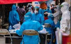 Hà Nội: Thiết lập vùng cách ly y tế với 1.900 dân phường Giáp Bát