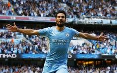 Thắng '5 sao', Man City đẩy Arsenal lún sâu vào khủng hoảng