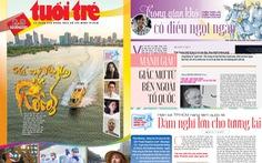 Mời bạn tìm đọc Tuổi Trẻ số đặc biệt 2-9 - Giấc mơ Việt Nam hóa rồng