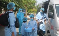 TP.HCM: Tăng cường cho xuất viện bệnh nhân đủ chuẩn, sẵn sàng giường trống nhận F0