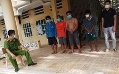 Công an Bình Thuận thông tin vụ gây rối tại cơ sở cách ly y tế tập trung