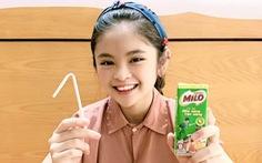 Nestlé MILO kêu gọi '98 triệu nhà vô địch nói không với ống hút nhựa'
