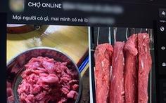 Vừa chuyển tiền mua thực phẩm online, lập tức bị người bán chặn tài khoản