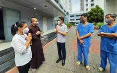 Phó thủ tướng Vũ Đức Đam: Tình nguyện viên tôn giáo như liều thuốc tinh thần cho bệnh nhân COVID-19