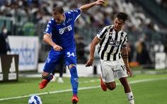 Juventus thua 'sốc' trên sân nhà ở trận đầu tiên không có Ronaldo