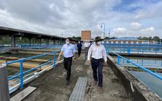 Kiểm tra việc cấp nước, thi công xây dựng, cơ sở hỏa táng tại nhiều tỉnh phía Nam