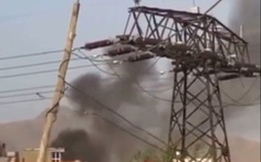 Lại nổ lớn ở Kabul, vài giờ sau khi quan chức Mỹ cảnh báo