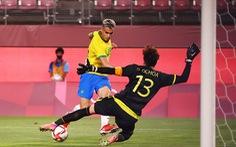 Đánh bại Mexico trên chấm luân lưu, Brazil vào chung kết Olympic Tokyo