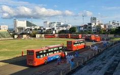 Phú Yên tăng lượng xe chở dân từ TP.HCM về, mỗi đợt 600 người