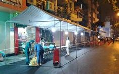 Hà Nội khẩn cấp tìm người đến chợ Long Biên và ngõ 187 Hồng Hà