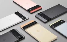 Google ra mắt điện thoại Pixel 6 với chip tự phát triển