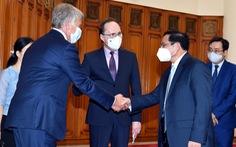 Thủ tướng đề nghị Nga ưu tiên để Việt Nam nhận được vắc xin sớm nhất