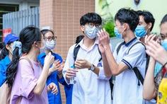 ĐH Quốc gia Hà Nội công bố ngưỡng đầu vào qua xét tuyển điểm thi tốt nghiệp