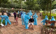 Bình Phước: Giãn cách xã hội thêm 7 ngày tại huyện Lộc Ninh, nhiều biện pháp tăng cường