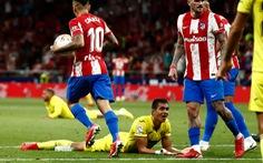 Pha đốt đền 'lãng xẹt' của Mandi phút 90+5 giúp Atletico Madrid có 1 điểm
