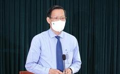 Thủ tướng phê chuẩn kết quả bầu ông Phan Văn Mãi làm Chủ tịch UBND TP.HCM
