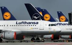 Lufthansa chuyển ghế trống thành giường nằm thu phí