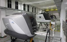 TP.HCM cho các trung tâm huấn luyện bay trên buồng lái mô phỏng được hoạt động