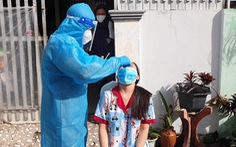 Bùng phát ổ dịch tại công ty chế biến ghẹ xuất khẩu ở Kiên Giang
