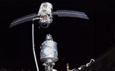 Phát hiện vết nứt mới trên module của ISS