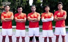 Tuyển quần vợt Việt Nam chịu thiệt ở Davis Cup vì COVID-19