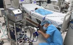 Can thiệp ECMO cứu sống bé sơ sinh 2 ngày tuổi mắc bệnh tim hiếm gặp