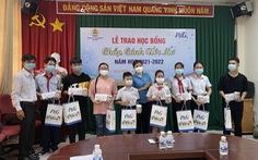 P&G tiếp tục chương trình học bổng cho học sinh nghèo hiếu học