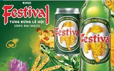 Bia Festival lan tỏa tinh thần gắn kết yêu thương