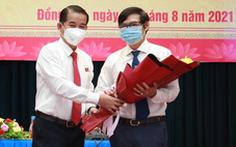 Phó Ban tổ chức Tỉnh ủy làm phó chủ tịch UBND tỉnh Đồng Nai