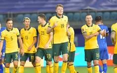 Đội tuyển Úc dự kiến mang 65 thành viên sang Việt Nam ngày 4-9