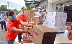 Hàng ngàn 'Giỏ quà nghĩa tình' sẽ tiếp tục đến tay người nghèo khó