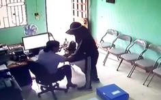 Nhân viên quỹ tín dụng kể phút đối mặt với nghi phạm cầm dao khống chế cướp tiền