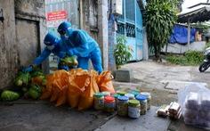 TP.HCM hỗ trợ khẩn cấp cho người dân gặp khó do giãn cách xã hội 500.000 phần quà